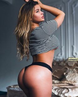 latina picture ass repost anastasiya_kvitko and black booty bounce