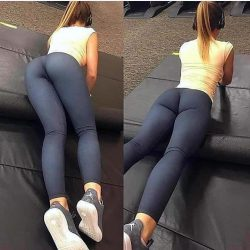 big shaking ass repost yogapantchicks and booty hot pictures